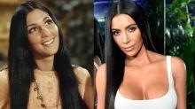Cher on Kim Kardashian's copycat hair