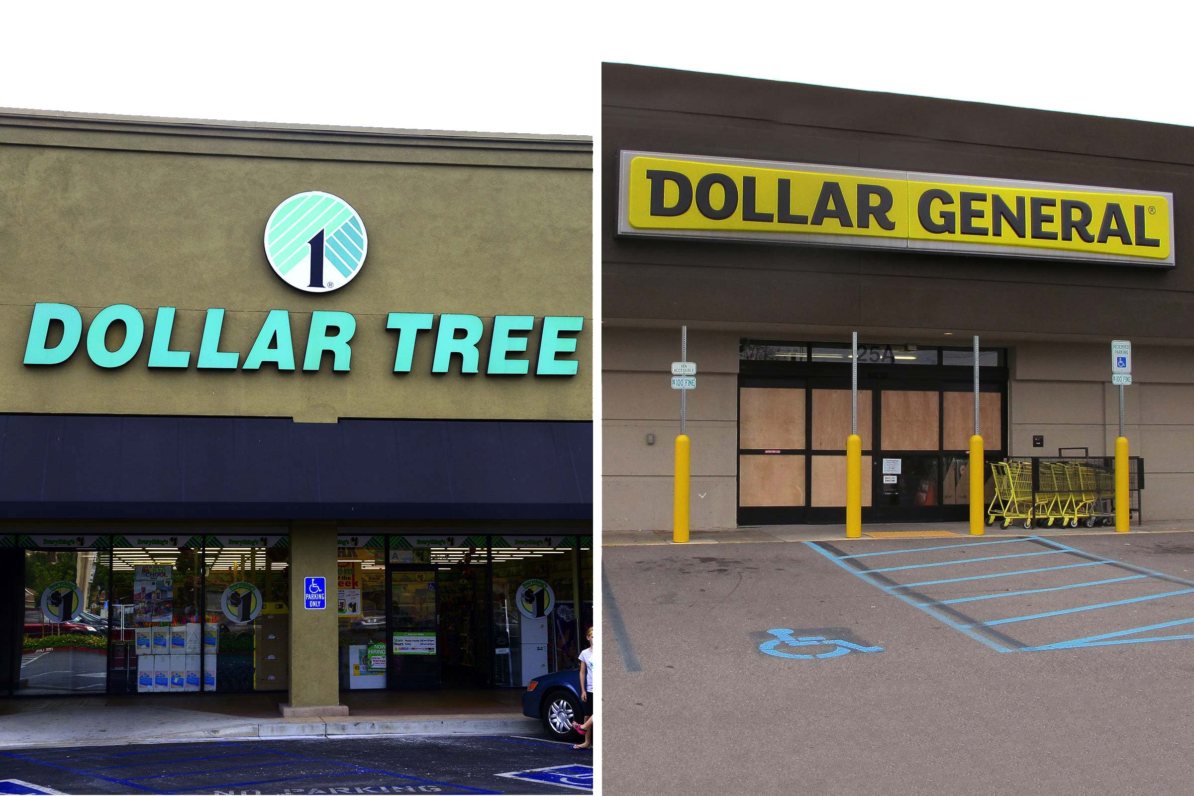 f12be1cdc43 The Real Difference Between Dollar Tree and Dollar General