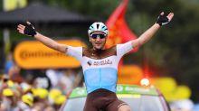 El francés Nans Peters se lleva la octava etapa del Tour; Yates sigue líder