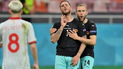 North Macedonia asks UEFA to look into racist act