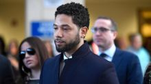 Video of Jussie Smollett With Rope Around His Neck Released by Chicago Police