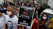 """Algérie/anniversaire: marches du """"Hirak"""" malgré l'interdiction de manifester"""
