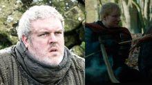 Confirmado: A Hodor tampoco le gustó el cameo de Ed Sheeran en Juego de Tronos