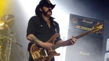 Le groupe Motörhead vend des masques à l'effigie de Lemmy