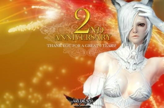 Archlord celebrates its second anniversary