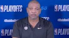 Doc Rivers on current state of America: 'This country doesn't love us back'