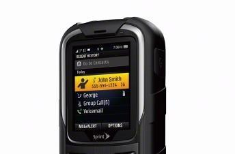 Sprint's Kyocera DuraPlus coming March 11th for $70, hopes you like it tough