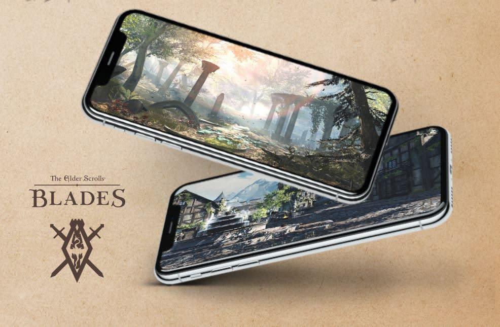 Report: The Elder Scrolls: Blades Hits $1.5 Million