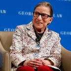 Supreme Court Justice Ruth Bader Ginsburg dies of cancer at age 87