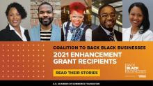 American Express' Coalition to Back Black Businesses Awards $25,000 Enhancement Grants to 25 Black-Owned Small Businesses