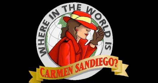 Carmen Sandiego heading to Hollywood