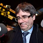 Carles Puigdemont declared 'only candidate' for president, as Spain fails to detain Catalan leader in Denmark