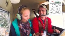 Love Is in the Air: Pilot Pops the Question Midflight