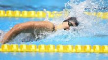 Swimming - Ledecky wins again at nationals, on pace for busy worlds