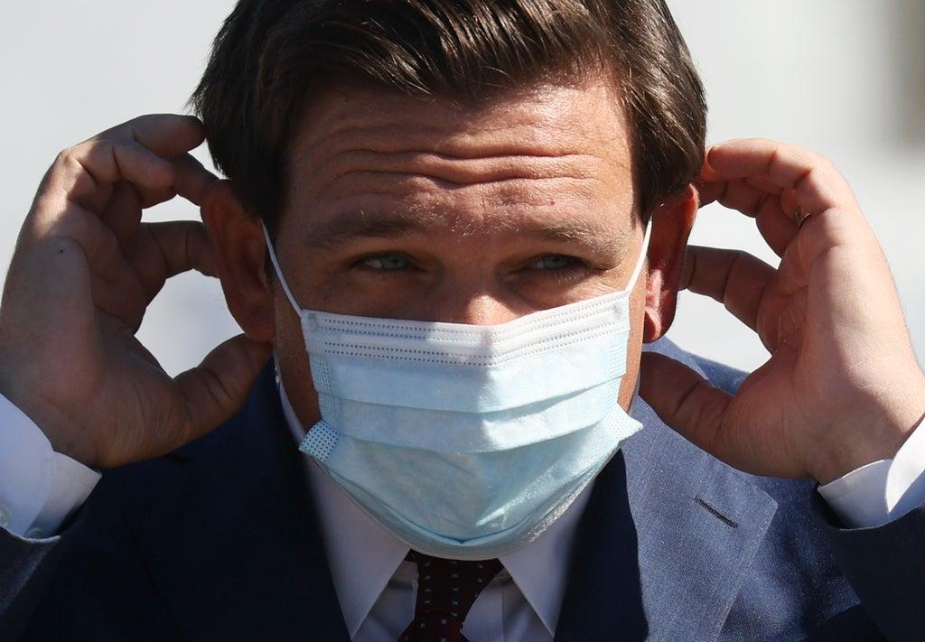 Florida doctors are 'angry and ashamed' at governor Ron DeSantis as state becomes national Covid epicenter