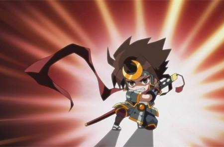Massively Exclusive: MapleStory adds samurai Hayato