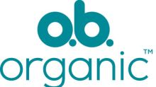  o.b.® Launches New o.b. organic™--100% Certified Organic Cotton Tampons Available with a Plant-Based* Applicator