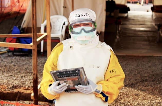 Google created an 'Ebola-proof' tablet to help fight epidemics