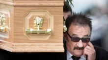 'He loved making people laugh': fans mourn Barry Chuckle at Yorkshire funeral