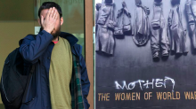 Extinction Rebellion protester told to 'get a job' after vandalising war memorial