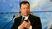 Elon Musk lässt mit Tweets Tesla-Aktie abstürzen