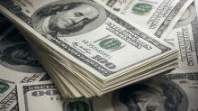 US dollar rises amid upbeat economic data