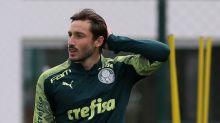 Mayke volta a treinar no Palmeiras; Viña continua em transição física