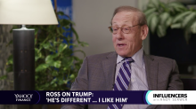 Stephen Ross explains why he likes Trump, hosting high-dollar Hamptons fundraiser for the president