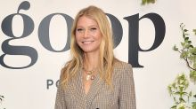 Gwyneth Paltrow's Banana Republic blazer is the chicest fall wardrobe essential