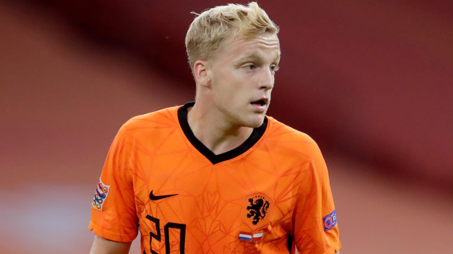 Van De Beek A Top Class Bargain For Man Utd Says Fletcher