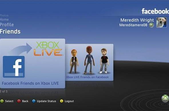 Microsoft 'retiring' Facebook and Twitter Xbox 360 Dashboard apps