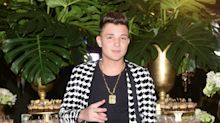 MC Gui comemora 19 anos com festão de luxo