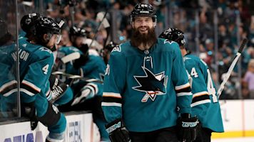 It's objectively funny that Sharks have benefited from three bad calls
