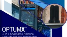 Airgain Delivers World's First 2-in-1 'Shot-Glass' MIMO LTE Antenna