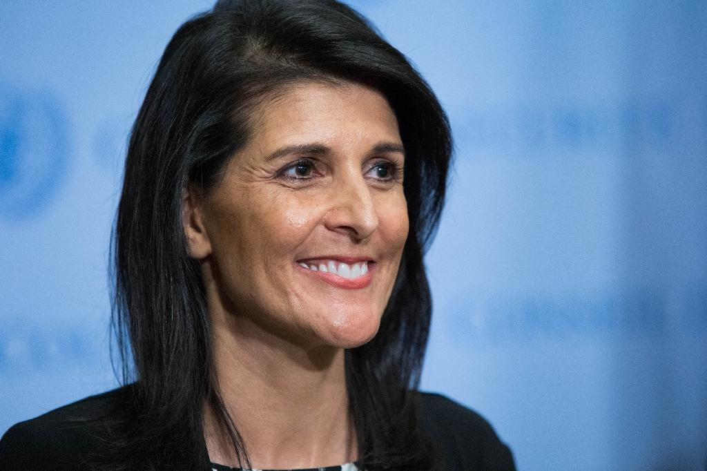 United States Ambassador to the United Nations Nikki Haley on Monday said the US is willing to take military action to end the Syrian bombing of