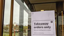 Coronavirus: Alcohol and takeaway sales soar under UK lockdown