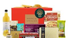 Now you can deliver some Raya goodness to relatives with Marks & Spencer's Aidilfitri treats