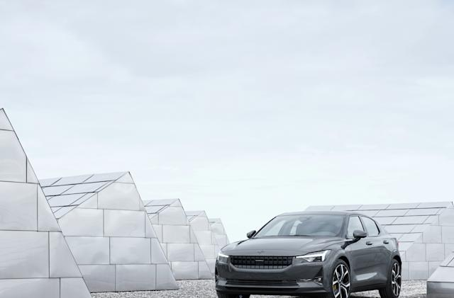 Every Polestar 2 is being recalled over a power-killing software glitch