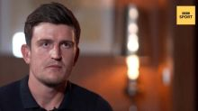 Harry Maguire: I understand decision to cut me from England squad