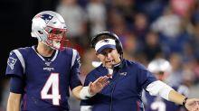 The Patriots keeping Brian Hoyer is a bad sign for Jarrett Stidham's development