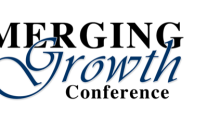 CEO Presenting on the Emerging Growth Conference on May 26. Register here