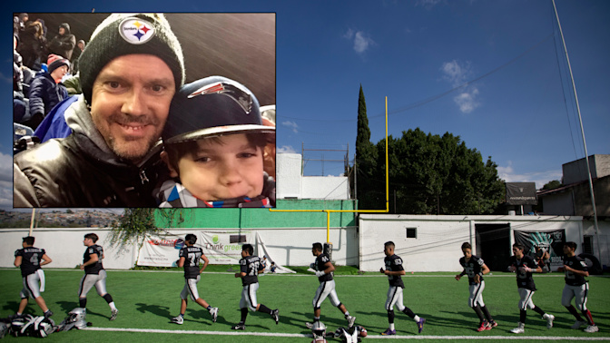 I'm a brain scientist and I let my son play football