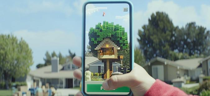 The Morning After: 'Minecraft Earth' remakes our world into a blocky AR sandbox