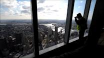 New York, torna il World Trade Center: vista dal 100esimo piano