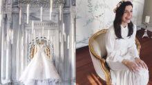 這是史上最美的 Elie Saab 訂製婚紗吧?!穿上絕美嫁衣在伊斯坦堡皇宮舉辦婚禮,夢幻得太犯規了!