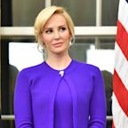 Louise Linton's Hermès Scarf and Tom Ford Sunglasses Land Her in Instagram Hot Water
