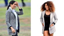 Serena Williams thrilled by Meghan Markle's show of support for her fashion label