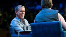 Netflix's CEO says there are months when he doesn't have to make a single decision