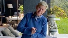 """Critican a Ellen DeGeneres por decir que pasar la cuarentena en su mansión """"es como estar en la cárcel"""""""