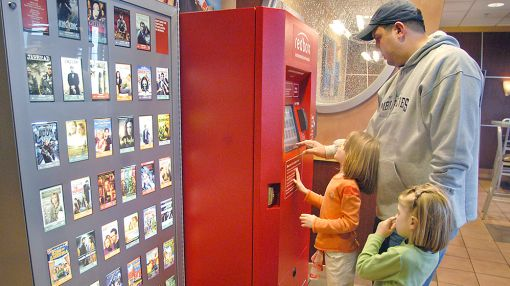 Redbox Parent Outerwall Going Private In $1.6 Billion Acquisition